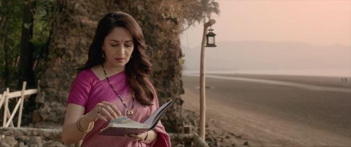 Madhuri Dixit dans Bucket list sur Netflix