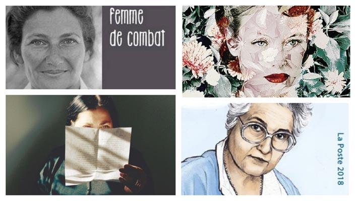 8 mars journée internationale des droits des femmes et la philatélie