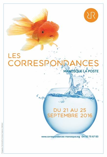 Le programme de la 18eme édition du festival « Les Correspondances » de Manosque est arrivé !
