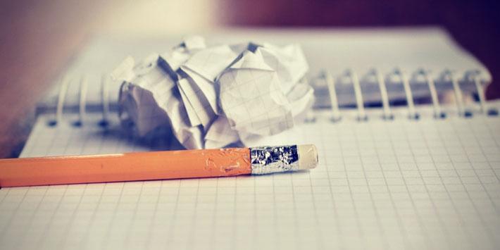 Faut-il faire un brouillon avant d'écrire une lettre ?