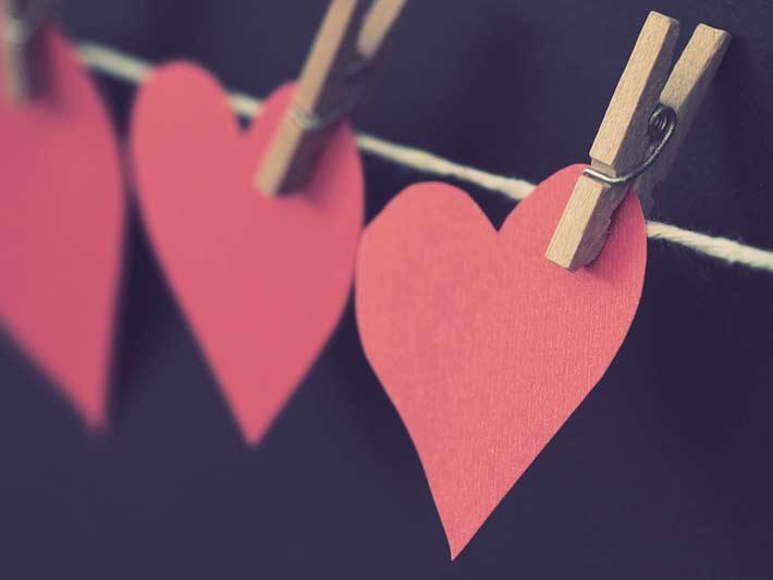 Les distibuteurs de lettres d'amour