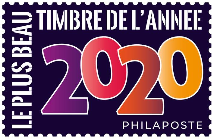 Participez à l'élection du timbre de l'année jusqu'au 4 avril 2021