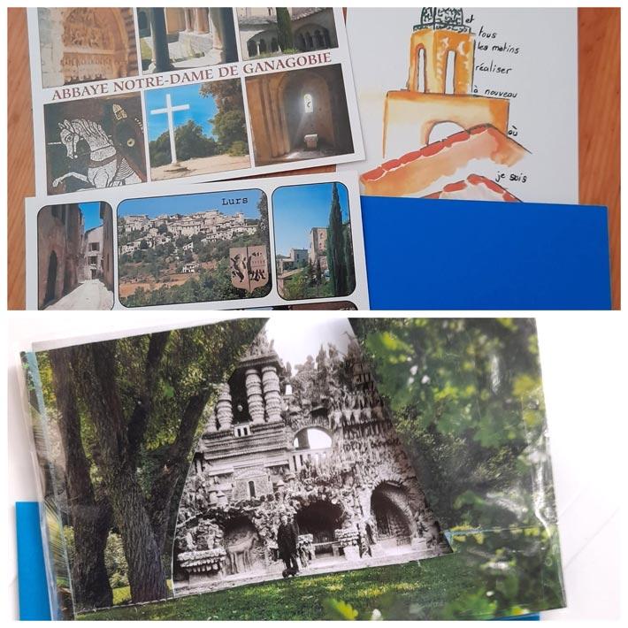 Les jolies Cartes Postales 2021