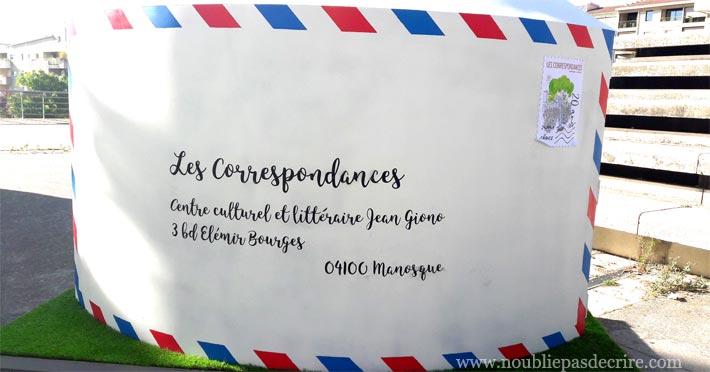 Le festival Les correspondances de Manosque fête ses 20 ans