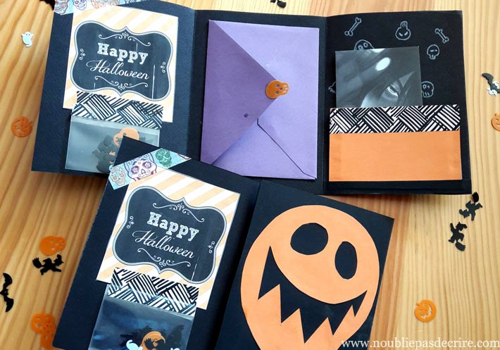 Correspondance pour Halloween