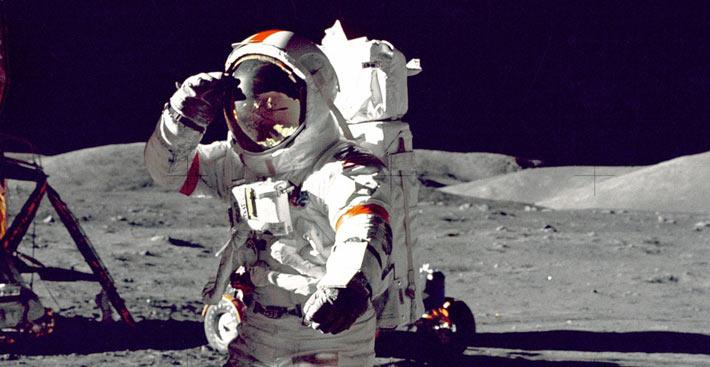 Une lettre passée par la lune mise en vente le 30 avril 2016