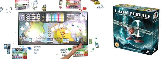 L'Aéropostale un jeu pour apprendre en s'amusant