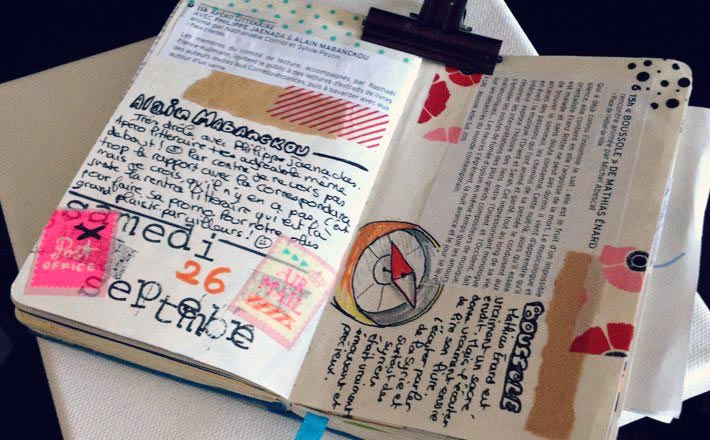 5 bonnes raisons d'écrire un journal intime