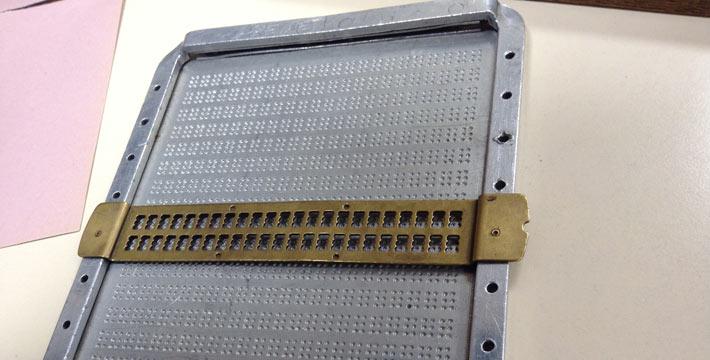 Journée mondiale du braille, le 4 janvier