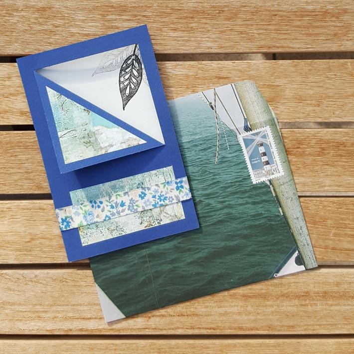Belles enveloppes et scrapbooking 2021