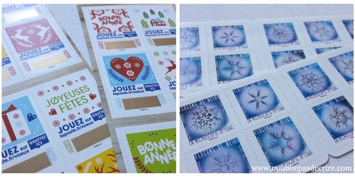 Des timbres très Hygge