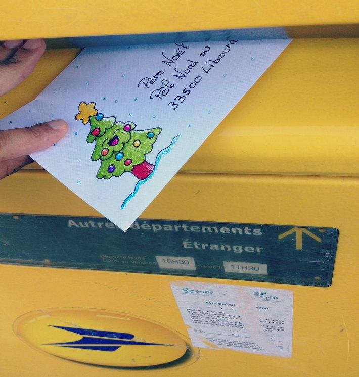 comment envoyer une lettre au p u00e8re no u00ebl