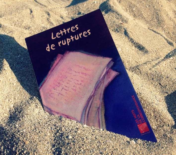 Lettres de Ruptures - Collectif - Pocket