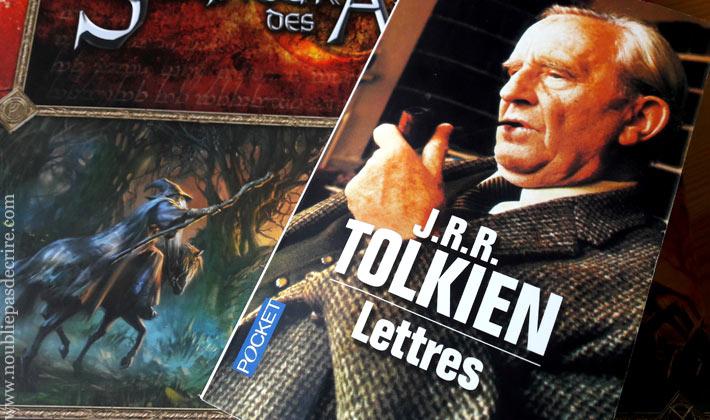 Lettres pour la Tolkien Reading Day