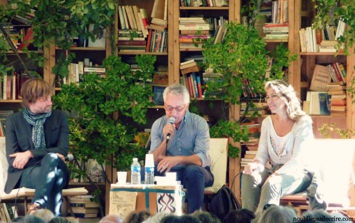 écrivains invités