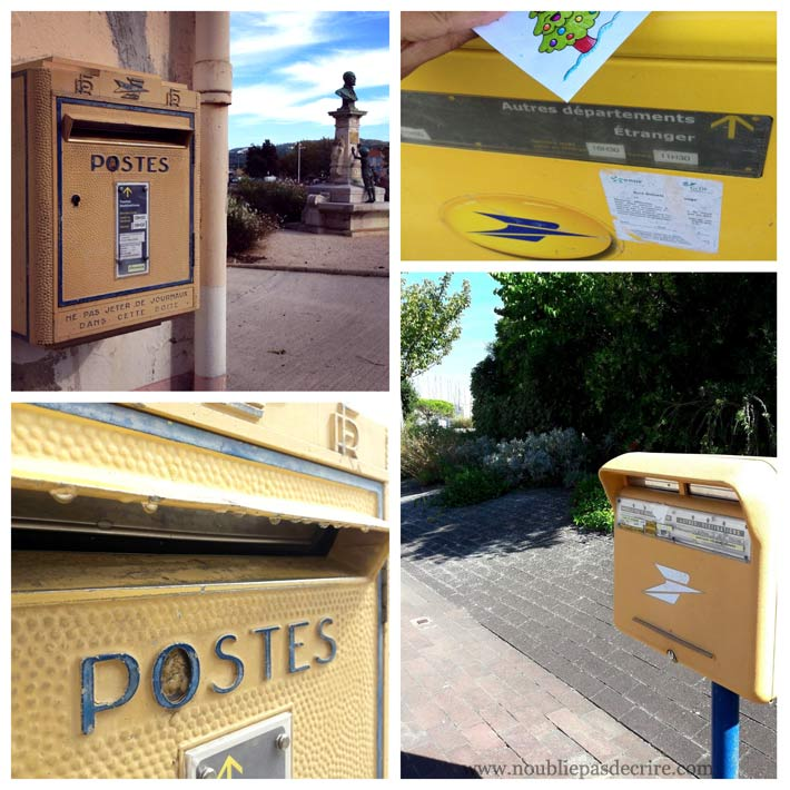 Merci facteur - La Poste