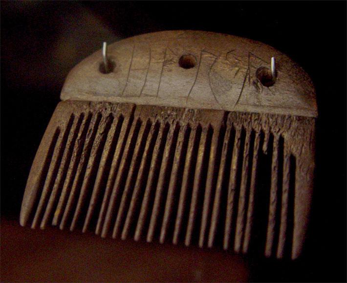 Le peigne de Vimose (Danemark)