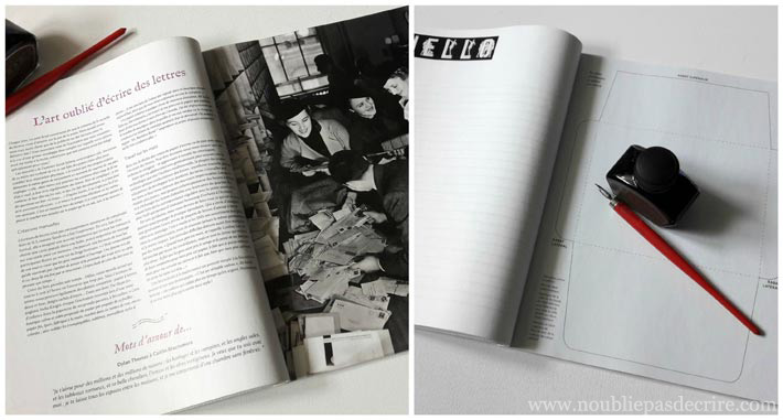 Le premier numéro du magazine Respire nous invite à la correspondance