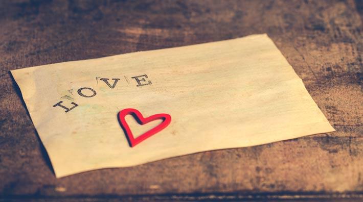 Lire et écrire des lettres d'amour pour la St Valentin 2018