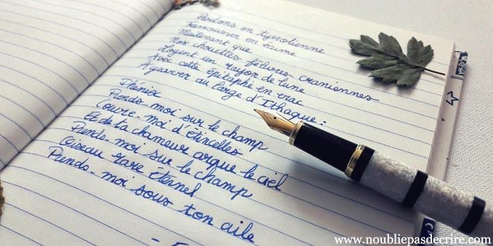 Essai du stylo Altaya