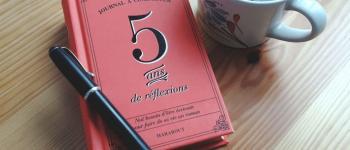 «5 ans de réflexions», un journal pour mieux se connaître