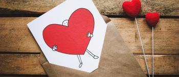 5 idées de cartes pour la Saint Valentin