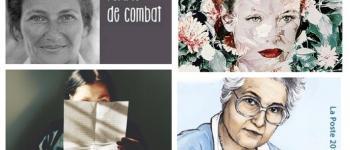 8 mars – Les femmes mises à l'honneur sur des timbres en 2019