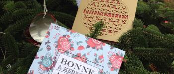 Les cartes de vœux traditionnelles ont toujours la cote !