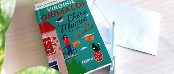 Chère Mamie au pays du confinement de Virginie Grimaldi