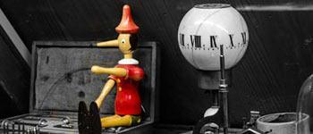 Conte épistolaire au pays de Pinocchio par Jean-Marie Gourio