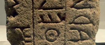 Naissance de notre alphabet