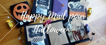 Happy Mail pour Halloween