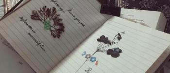 Un Herbier pour recommencer à écrire