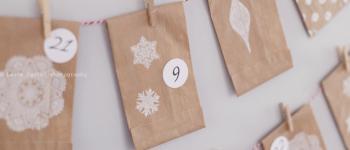 10 idées de Calendriers de l'Avent avec des enveloppes