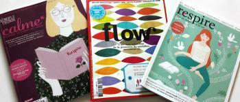 3 Magazines qui nous incitent à reprendre le stylo