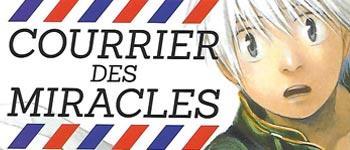 Courrier des miracles, un manga de Noboru Asahi