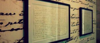 Visite au Musée des lettres et des manuscrits de Paris