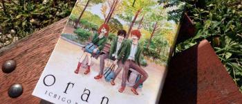 Une lettre du futur - orange de Ichigo Takano