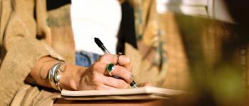 Paris'écrit, la capitale célébre l'écriture manuscrite pour une journée