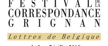 Que nous réserve la 23ème édition du Festival de la Correspondance de Grignan ?