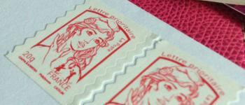 Baisse du courrier, hausse du prix du timbre