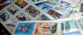 Les timbres en Francs ont toujours la cote !