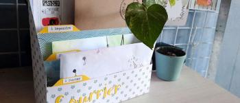 Tuto - Une boite pour ranger son courrier