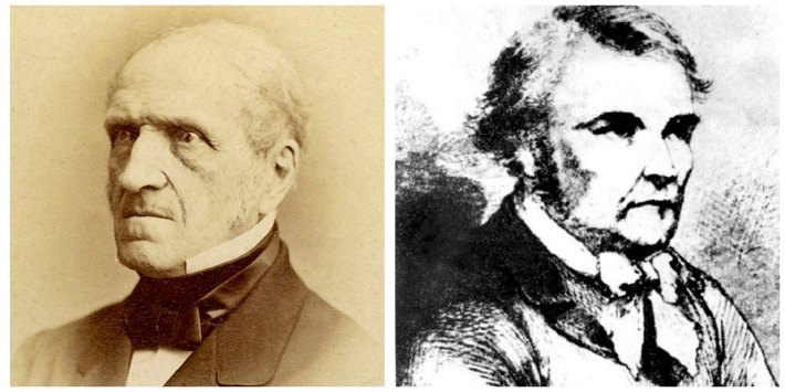 Michel Chasles et Denis Vrain-Lucas